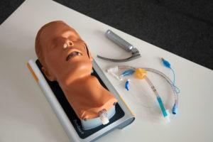 Intubační hlava