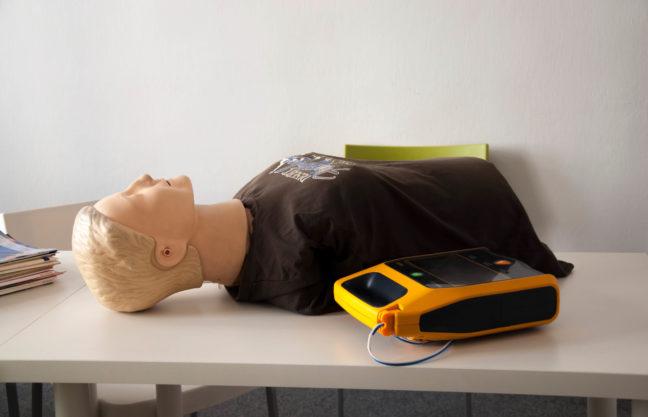 Resuscitační model dospělý