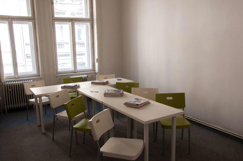Školící místnost